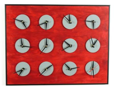 12 Clocks (Which one?) Redo