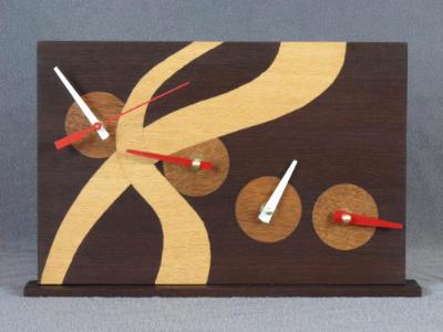 4 Clocks 4 Options