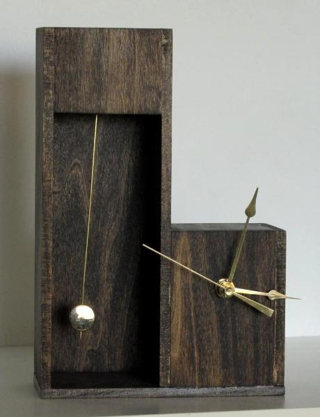 Pendulum With Clock study