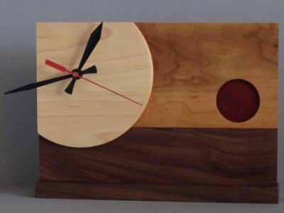 Cut Off Clock