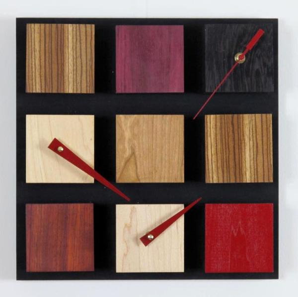 Nine Square (Wood)