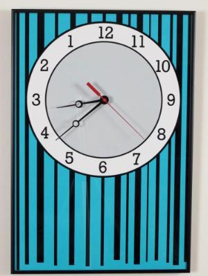 Countdown Clock - Blue