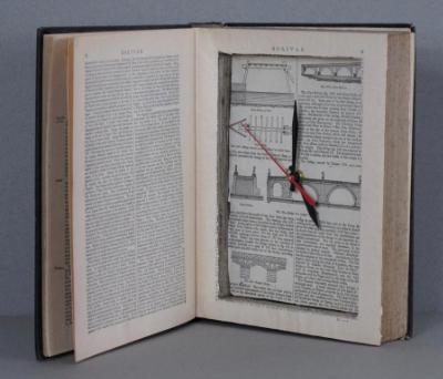 Clock In Book (Study)