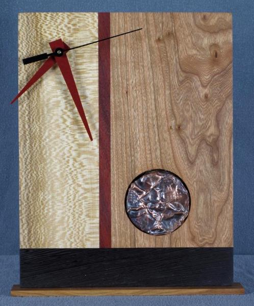 Inset Copper with Red Line