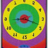 Mirror Target Clock