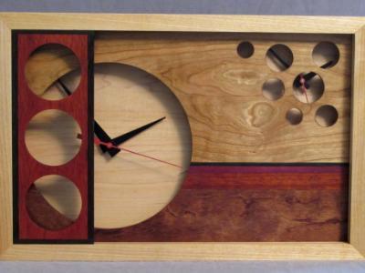 Clock in Cosmos